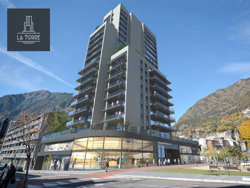 This is what La Torre will be like, one of the most ambitious urban development projects in Andorra in the 21st century
