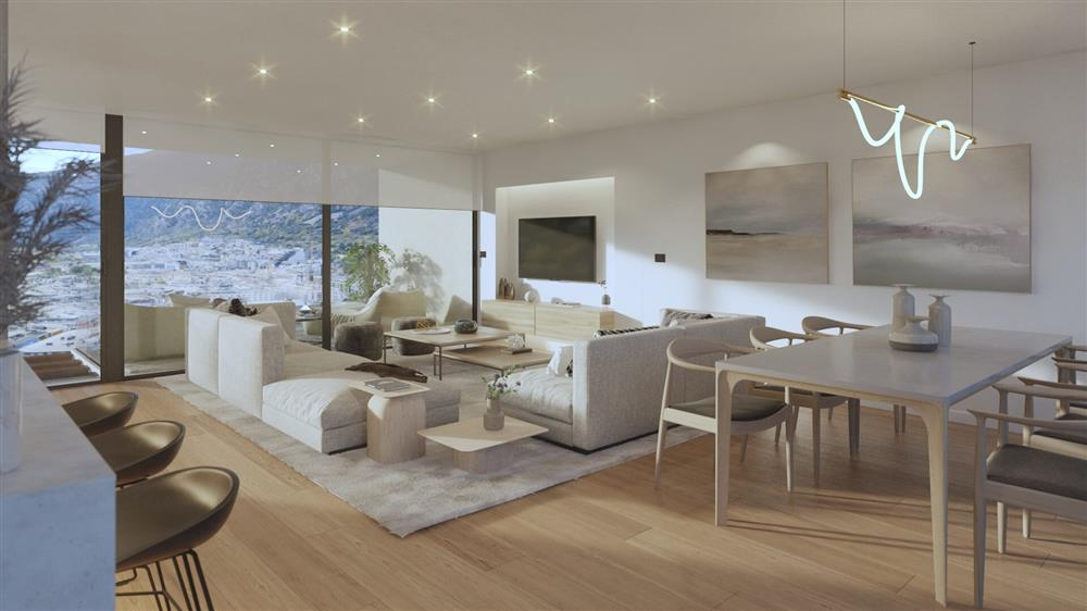 Luxury penthouse for sale in Andorra