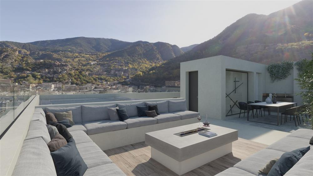 Penthouse for sale in Andorra