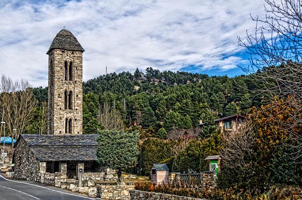 Residence to Escaldes Andorra