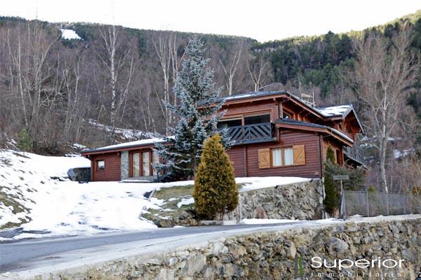 Vivir en Andorra, en un ático en Andorra La Vella